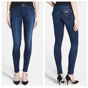 Hudson Collin Flap Skinny Jeans Size 24